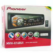 Mp3 Pioneer Mvh-x168ui Dual Illumination Usb Mixtrax + Nota