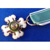 Medalha Exército Mérito Militar Rep Federativa Miniatura