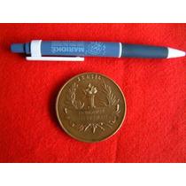 Medalha Bronze Conferência Nacional De Polícia 1951 - 5 Cm