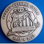 Santos Futebol Clube-100 Anos Medalha Prata 900-64 Grs.