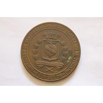 Medalha De Bronze Iv Congresso Brasileiro De Turismo -santos