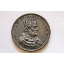 Rara E Antiga Medalha Da Polônia - Veja As Fotos E Anúncio