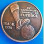 Futebol-medalha Comemoativa Copa 1950-maracanã-bronze