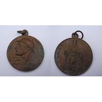 Medalha De Bronze Da Revolução De 32 São Paulo 09/07/1932