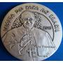 Visita Papa Francisco Medalha Comemorativa-prata 900-c.moeda