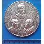 Medalha Gigante De Prata - Universidade Da Bahia - Fundação