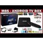 M8s Android Tv Box 4k Unboxing, Kitkat, Netflix, Xmbc