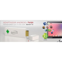 Mini Pc Android Google Smart Tv Hd 4gb Bluetooth Adaptador T