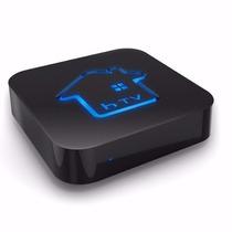 Receptor Smart Tv Htv Box 3 Iptv Wifi Hd Android Netflix