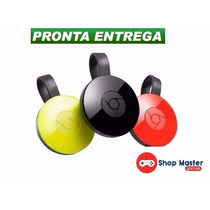 Novo Google Chromecast 2 Hdmi 1080p Chrome Cast 2 Lacrado