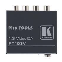 Kramer Pt-103v 1:3 Amplificador De Distribuição De Vídeo