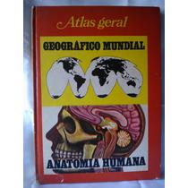 Livro Atlas Geral Anatomia Humana Nº 1365