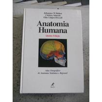 Atlas Anatomia Humana: Johannes W. Rohen, Chihiro Yokochi