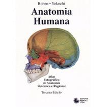 Anatomia Humana - Rohen & Yokochi - 3ª Edição ( E-book Pdf )