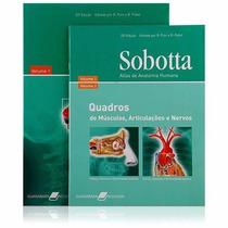 Sobotta Atlas De Anatomia Humana (2 Volumes) - 22ª Edição