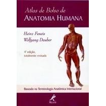 Atlas De Bolso De Anatomia Humana 4ª Edição