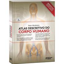 Atlas Descritivo Do Corpo Humano - Última Edição !!!