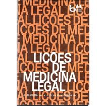 Lições De Medicina Legal - A.almeida Jr.e J.b.de O.e Costa J