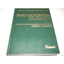 Livro Endodontia Clínica 2a. Edição Sérgio Alvares