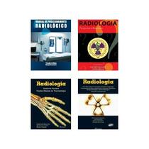 Coleção Radiologia - 4 Volumes