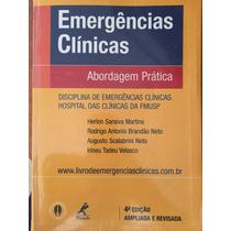 Livro Emergências Clínicas 4ª Edição