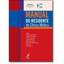 Livro - Manual Do Residente De Clínica Médica - Novo