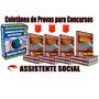 Coletânea 345 Provas Assistente Social Para Concursos