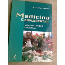 Livro - Medicina Complementar - Edzard Ernst