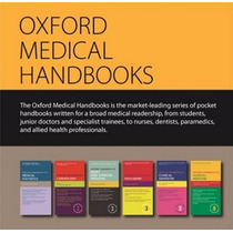Oxford Medical Handbooks Colection Ebooks Em Pdf Ingles