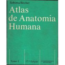 Atlas De Anatomia Humana Tomo 1 17a Edicao - Sobotta / Beche