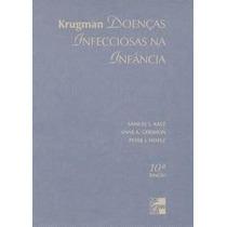 Livro - Krugman - Doenças Infecciosas Na Infância