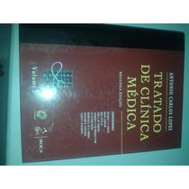 Tratado De Clínica Médica Antônio Carlos Lopes 2ª Ed.