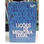 Livro - Lições De Medicina Legal - A. Almeida Jr