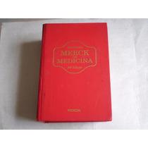 Livro Guia Merck De Medicina 16ª Edição 1995 Patologias
