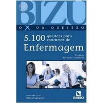 Bizu De Enfermagem 5100 Questões - 5ª Edição