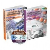 Tratado Técnico De Enfermagem - 2 Volumes 2013 Dcl