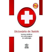 Livro Dicionário De Saúde - Frete Grátis
