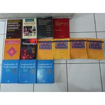 Livros Combo Curso De Enfermagem Faculdade.