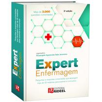 Livro - Expert De Enfermagem - Jeronimo (novo)