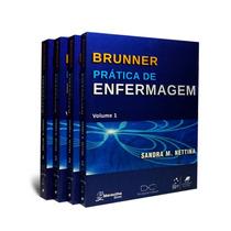 Coleção De Livros Enfermagem Brunner E Outros
