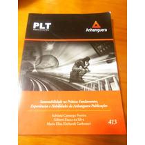 Plt 413 Sustentabilidade, Prática:fundamentos,experiencias..