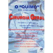 Quimo Cirurgia Geral Livro