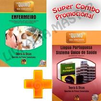 Quimo Enfermeiro 2012+quimo Língua Port. E Sist. Ún.de Saúde