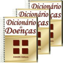 Oferta Leve 3 Pague 2 - Dicionário De Doenças, Enfermagem