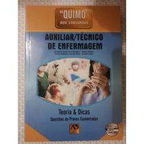 Quimo Auxiliar / Técnico De Enfermagem (frete Grátis)