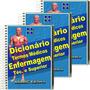 Oferta Leve 3 Pague 2 - Dicionário Termos Médicos Enfermagem