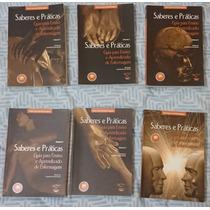 Livro Enfermagem-saberes E Prática 6 Volumes