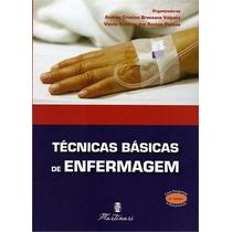 Livro Técnicas Básicas De Enfermagem - Volpato Lacrado