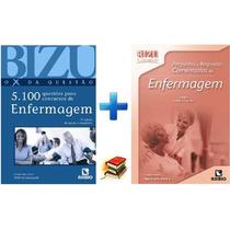 Bizu Comentado De Enfermagem + Bizu 5100 Questões Enfermagem