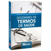 Dicionário De Termos De Saúde --- Frete Único R$ 5,90 !!!